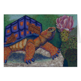 Box Turtle Card