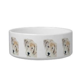 Boxador Baby Dog Dish