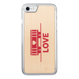 Boxcar Children Love Carved iPhone 8/7 Case