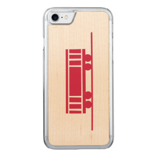 Boxcar Children Modern Boxcar Carved iPhone 8/7 Case