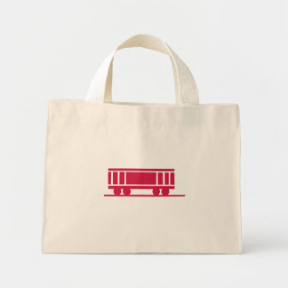 Boxcar Children Modern Boxcar Mini Tote Bag