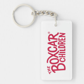 Boxcar Children Official Logo Key Ring