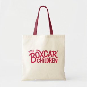 Boxcar Children Official Logo Tote Bag