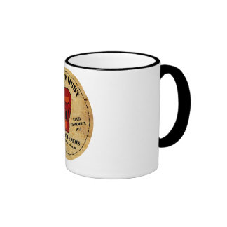 Boxe Champions Ringer Mug