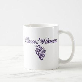Boxed Wineau Coffee Mugs