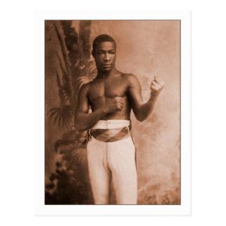Boxer Ching Hook Postcard
