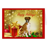 Boxer Christmas Card Gifts