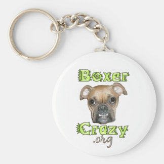 Boxer Crazy Keychain - Smile