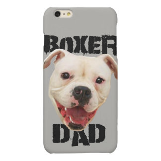 Boxer Dad Dog iphone 6 case