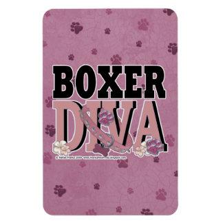 Boxer DIVA Rectangular Magnets