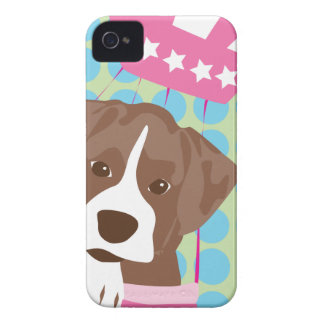boxer dog iPhone 4 cover