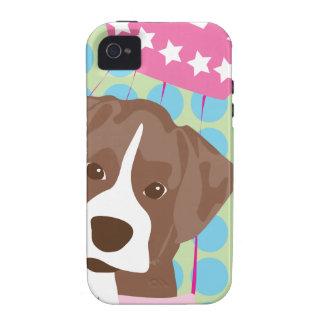 boxer dog Case-Mate iPhone 4 case