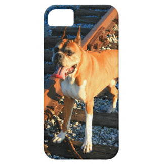 Boxer dog barely there iPhone 5 case