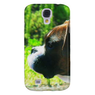 Boxer dog galaxy s4 cover