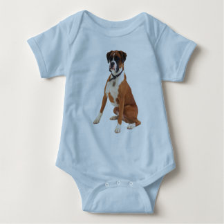BOXER DOG Infant Creeper Onsie