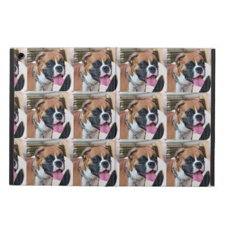 Boxer Dog iPad Air Covers