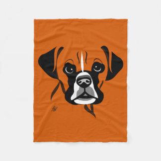 Boxer Dog Lover Blankets