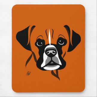 Boxer Dog Mousepads