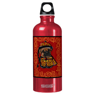 Boxer Dog of the Year Water Bottle