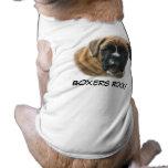 Boxer Dog Pet T-Shirt