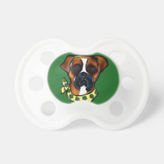 Boxer Dog St. Patty Dummy