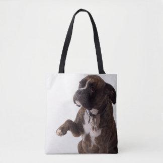 Boxer dog Tote