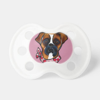 Boxer Dog Valentine Dummy