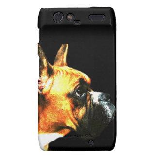 Boxer dogs Motorola Droid Razr phone case Droid RAZR Cover