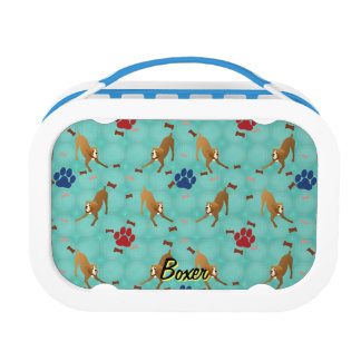 Boxer Lunch Box