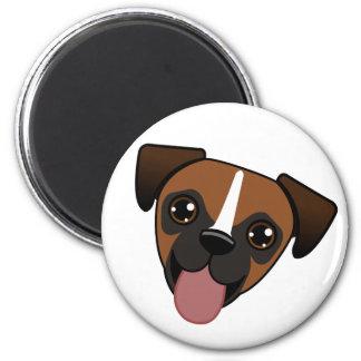 Boxer Fridge Magnets