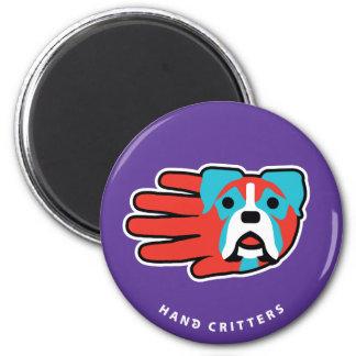 Boxer magnet fridge magnets