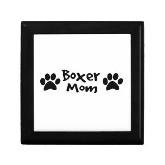 boxer mom gift box
