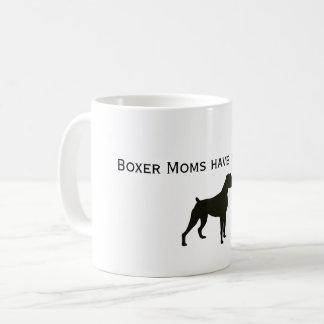 Boxer Moms Mug