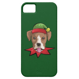 Boxer Phone Case Funny Elf Christmas Gift Items