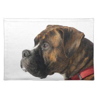 boxer place mats
