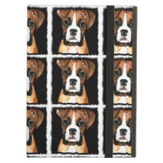 Boxer puppy dog cover for iPad air