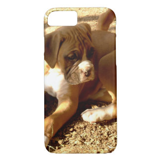 Boxer puppy iPhone 8/7 case
