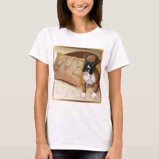 Boxer puppy love Tank Top