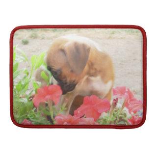 "Boxer puppy Rickshaw Macbook Pro 13"" laptop sleeve MacBook Pro Sleeves"