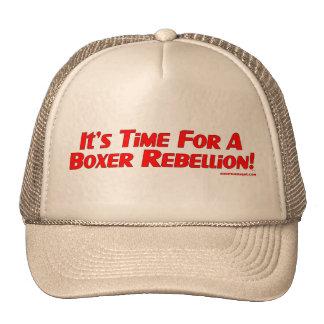 Boxer Rebellion Cap