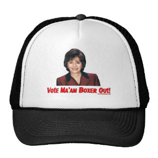 Boxer Rebellion / Vote Ma'am Out Hat