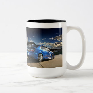 Boxer Subie. Subaru WRX Coffee mug