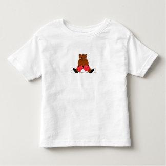 Boxer Teddybear Shirts