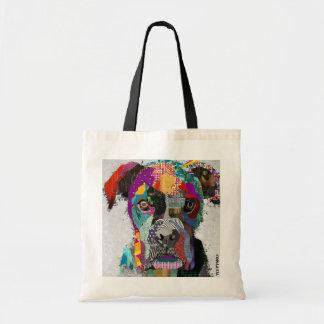 Boxer Budget Tote Bag