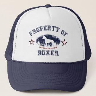 Boxer Trucker Hat