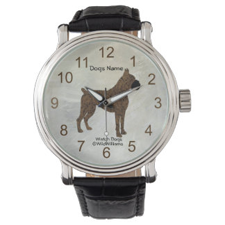 "Boxer ""Watch Dog"" Watches"