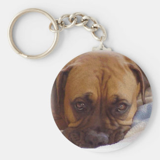 Boxer:  Whole Lotta Soul Key Ring