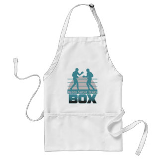 boxers sparring standard apron