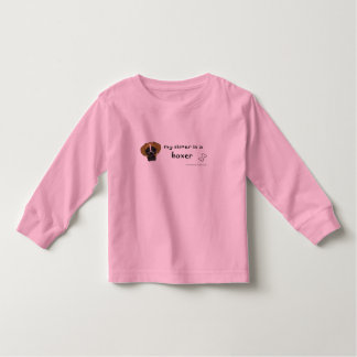 BoxerTanSister Toddler T-Shirt