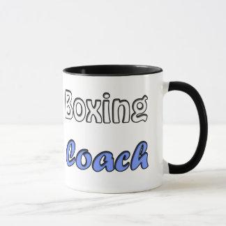 Boxing coach mug